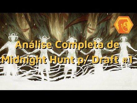 Análise p/ Draft de Innistrad: Midnight Hunt - Parte 1: Multicoloridas (Magic: the Gathering Arena)