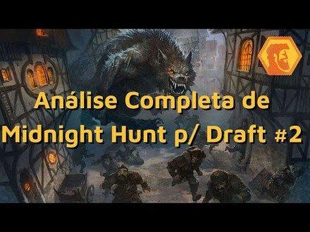 Análise p/ Draft de Innistrad: Midnight Hunt - Parte 2: Verdes (Magic: the Gathering Arena)
