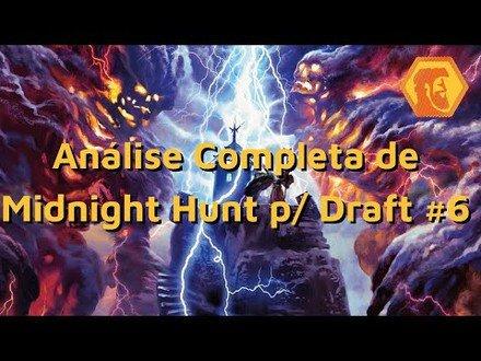 Análise p/ Draft de Innistrad: Midnight Hunt - Parte 6: Vermelhas (Magic: the Gathering Arena)