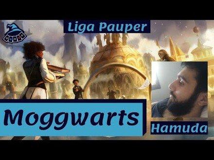 (LIGA PAUPER) Moggwarts com Hamuda