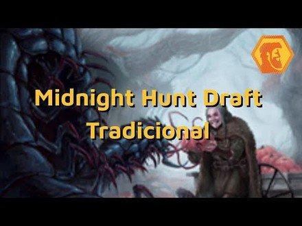 Midnight Hunt Draft: Simic Flashback (Magic: the Gathering Arena)