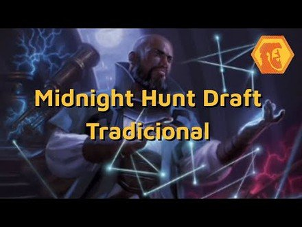 Midnight Hunt Draft: Izzet Spells (Magic: the Gathering Arena)