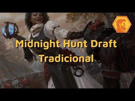 Midnight Hunt Draft: Dimir Zumbis (Magic: the Gathering Arena)