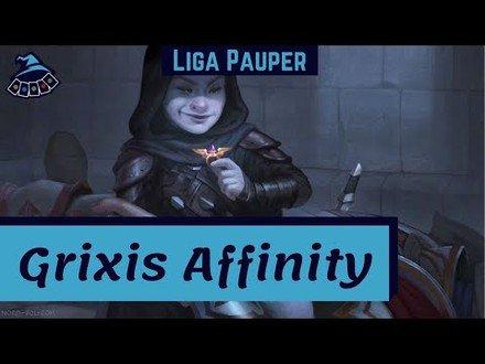 (LIGA PAUPER) Grixis Affinity!