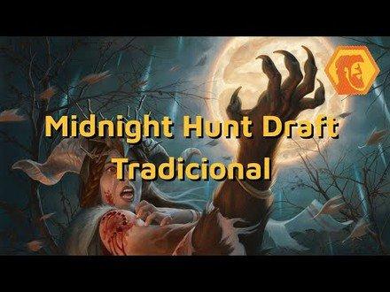 Midnight Hunt Draft: Izzet Frenesi (Magic: the Gathering Arena)