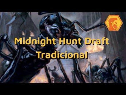 Midnight Hunt Draft: Simic Formigas (Magic: the Gathering Arena)