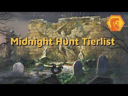 Revisando a Tierlist Caçada à Meia-Noite