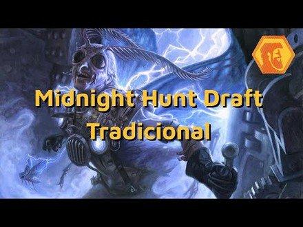 Midnight Hunt Draft: Izzet DELVER (Magic: the Gathering Arena)