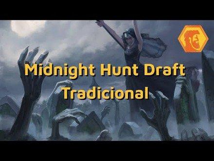 Midnight Hunt Draft: Golgari Midrange (Magic: the Gathering Arena)