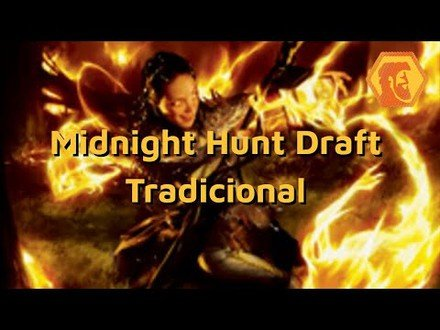 Midnight Hunt Draft: Izzet Spells #2 (Magic: the Gathering Arena)