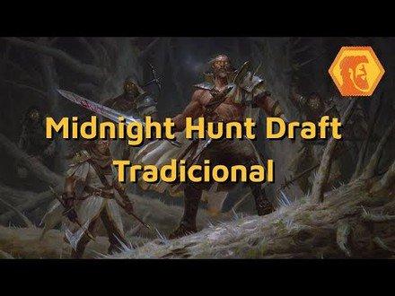 Midnight Hunt Draft: Gruul Lobisomens? (Magic: the Gathering Arena)