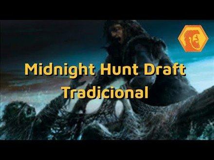 Midnight Hunt Draft: Izzet Spells #3 (Magic: the Gathering Arena)