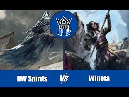 PIONEER | Decks: UW Spirits VS UW Spirits - Pioneer Royale 7.02