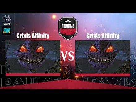 Pauper | Decks: Grixis Affinity VS Grixis Affinity - SuperCup 2