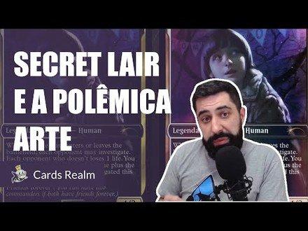 Novo Secret Lair: Extra Life, Arte polêmica do Will e mais em Cards Notícias