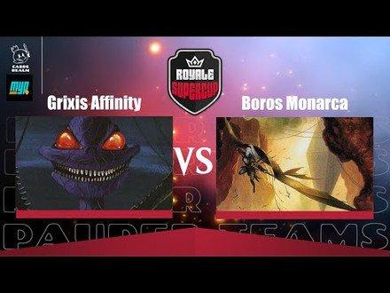 Pauper | Decks: Grixis Affinity VS UB Fadas - SuperCup 2