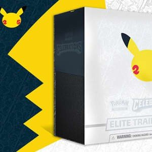 Celebrations Elite Trainer Box in Pokémon TCG