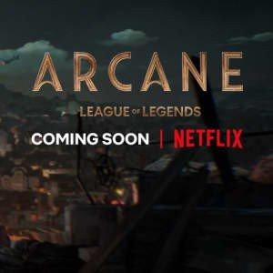 Netflix revealed a teaser for a League of Legends show!