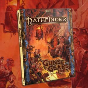 Paizo highlights freelancers who worked in the Guns & Gears Pathfinder Rulebook