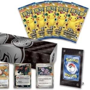 Pokémon TCG 25th Anniversary Special Premium Collector Box revealed for Taiwan and Hong Kong