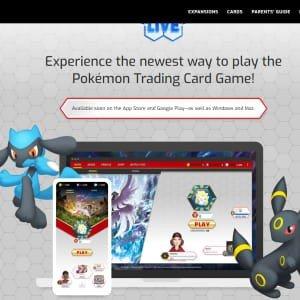 Pokémon TCG Live announced for digital platforms!