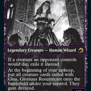 Returning Legends on Magic the Gathering