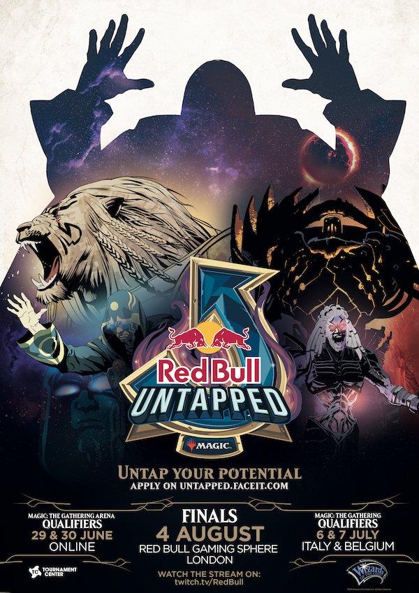 Red Bull patrocina com 200 mil dólares torneio de Magic