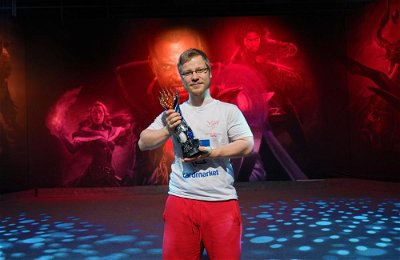 Interviewing Thoralf Severin, winner of Mythic Championship IV