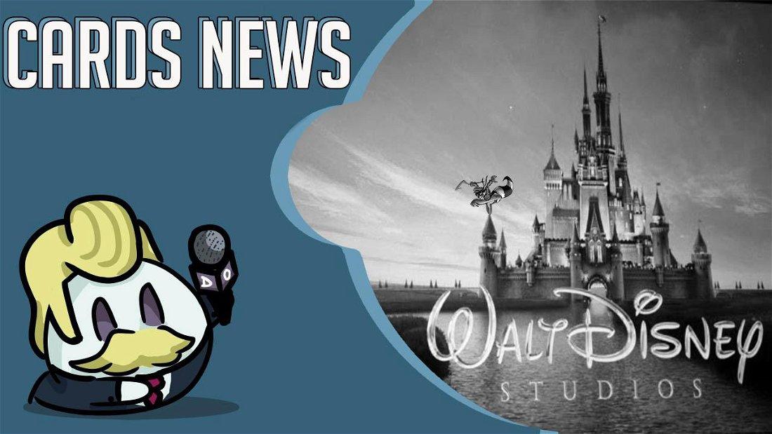 Resumão da semana passada: Disney e MMORPG