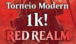 Report do campeão da Red Realm Modern