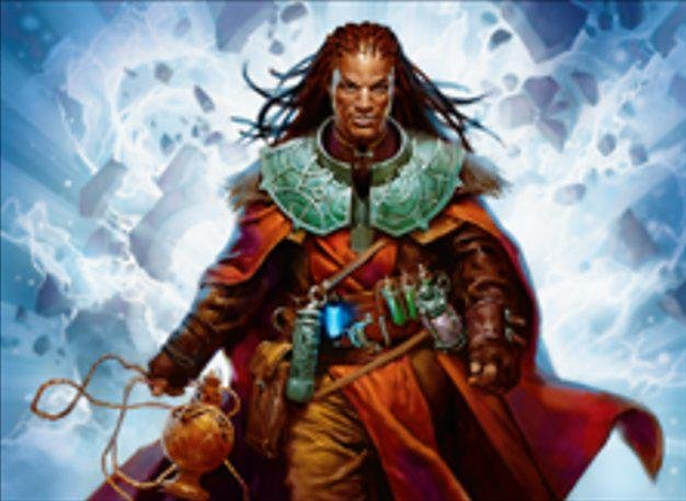 O Commander para o Comitê - Sevinne, o Cronoclasma