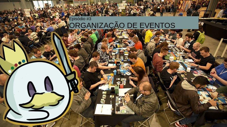 Cards Realm Show #3 - Organização de eventos de Magic