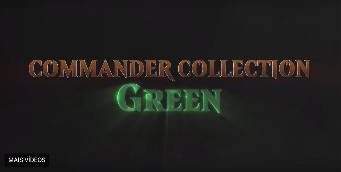Wizards anuncia diversos novos podutos para o Commander em 2020
