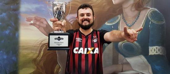 Entrevistando Thiago Rosenmann, ganhador do MagicFest São Paulo 2019.2