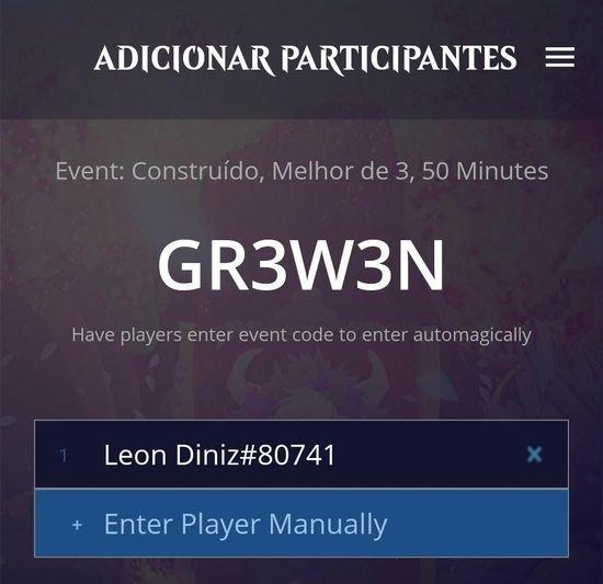 Novo recurso do Companion app conecta todos no mesmo torneio