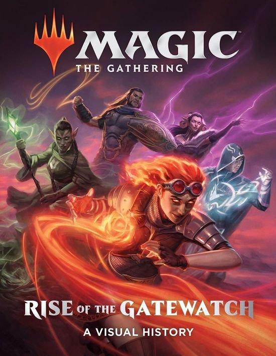 Detalhes do livro de arte de Magic que será lançado ano que vem