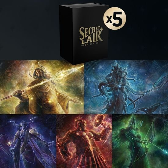 Secret Lair: Stargazing relevado no Magic World Championship XXVI