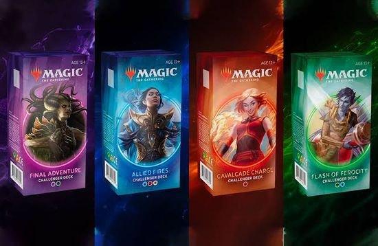 Os 4 challenger decks de 2020