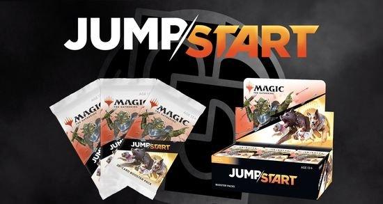 Nova edição Jumpstart irá para o Arena, mas não para o MTGO