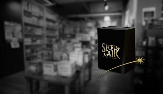 WPN Stores will also receive Secret Lair Drops products