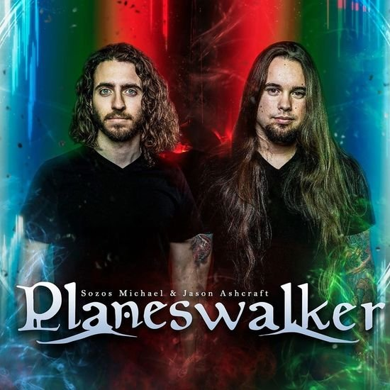 Helion Prime band members create the Planeswalker: Power Metal project with Magic Lore