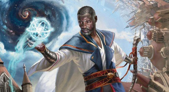 The Story of Teferi - From Mending to New Phyrexia