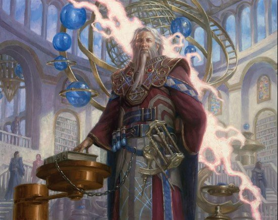 The Story of Barrin, Tolarian Archmage