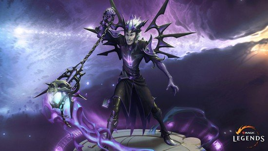 Revelado novo Planeswalker em Magic: Legends