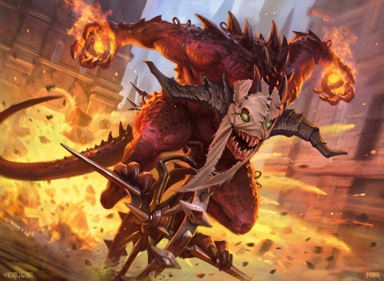 TOP 8 Decklists from Historic Mythic Invitational