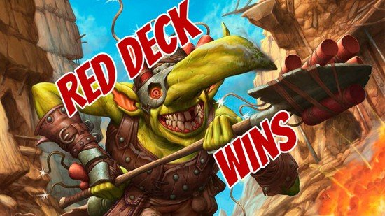 Instant Chat - Red Deck Wins (RDW) Pauper, a Strong and Fun deck!