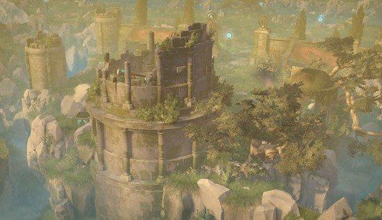 Veja como está ficando Tolaria em Magic: Legends