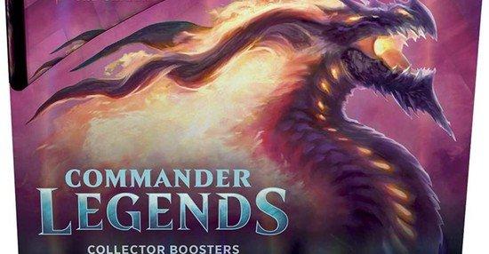 Brasileiros que farão spoilers de Commander Legends e onde encontrá-los
