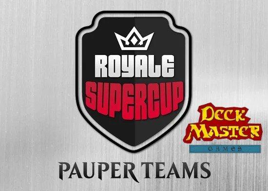 Anunciando campeonato de times Royale SuperCup: Pauper Teams