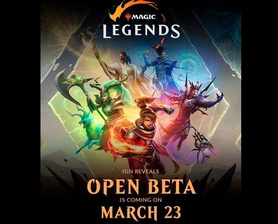 Magic: Legends tem Open Beta anunciado para Março
